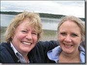 Harstine Vacation July 2008 Tonya and Helen