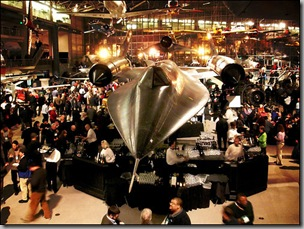 museum of flight party