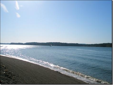 Harstine Oct 26 2008 - Beautiful Beach Walk