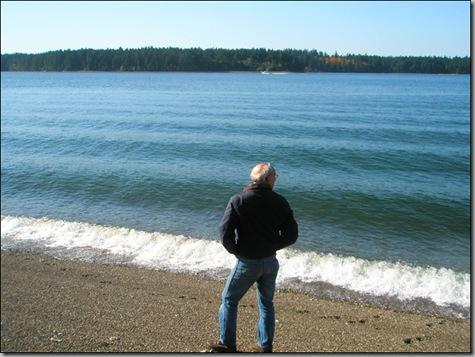 Harstine Oct 26 2008 -  Big Waves, Nice Butt