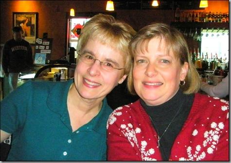 Margaret and Diane