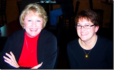 Tonya and Mary