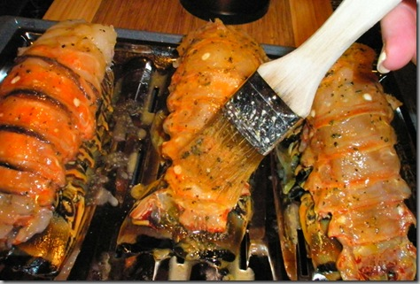 Lobster Xmas Eve
