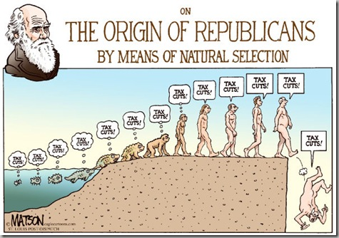 Evolution of a Republican