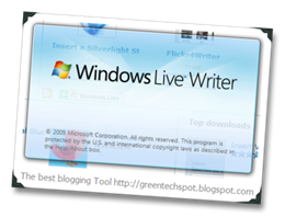 Windows Live writer[24]