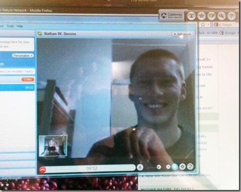 Skype-Nate 10-20-09