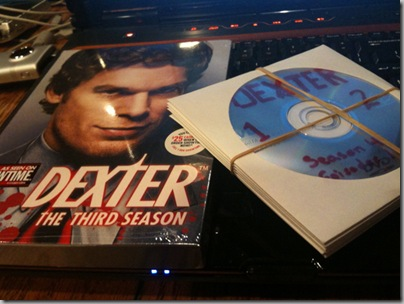 Dexter Season 3 and 4