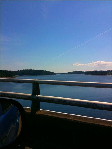 Harstine Bridge