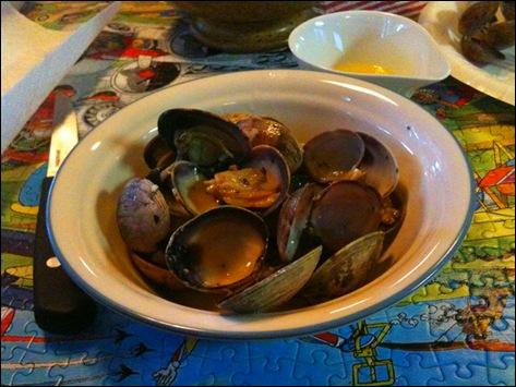 clams 05-14-10