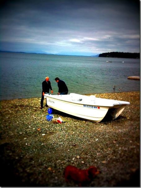 Dave's New Boat