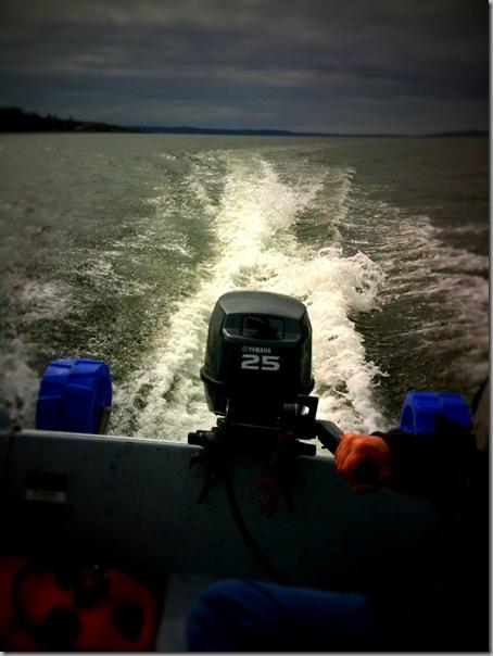 Boat Ride 08-29-10