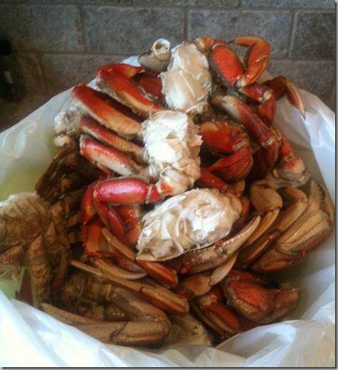 Ton of Crab