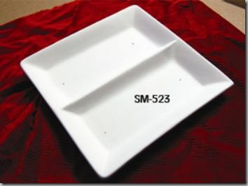 sectional mold