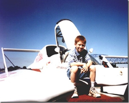Nate at TriCities 1997