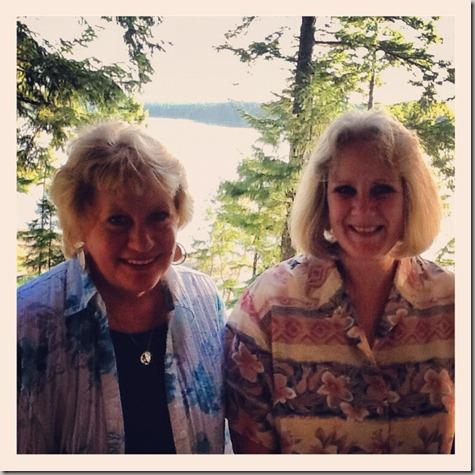 Tonya and Helen 7-7-12