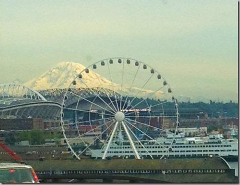 Seattle Ferris Wheel 6-15-12