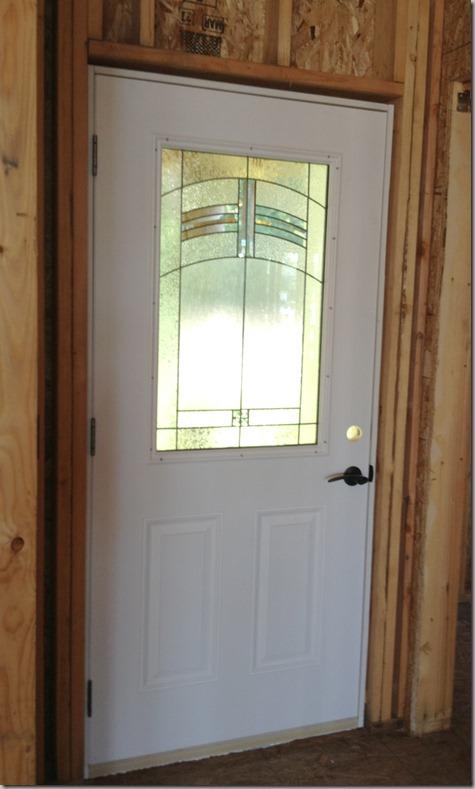 Weenie Walk Door Installed-2 7-21-13
