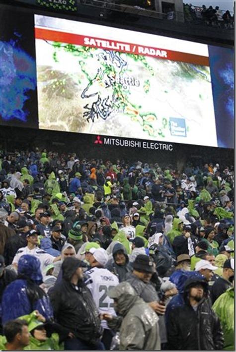 Seahawks v 49rs