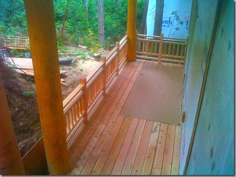 Entry Deck Landing 10-25-13