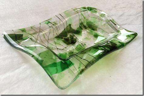Green dish-3
