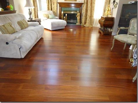 Hardwood Flooring - Cumaru Cappaccino - Brazilian Teak-2