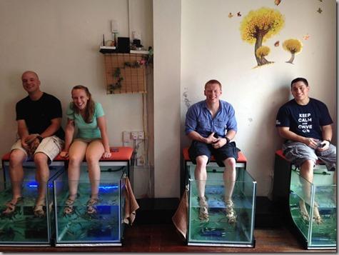 Nate Fish Feet Singapore