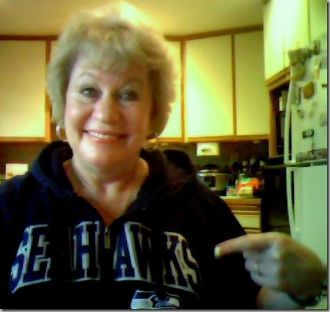 Seahawks Mama