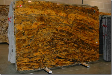 Similar granite slab