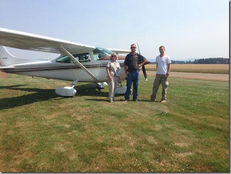 Helen and Plane 8-14