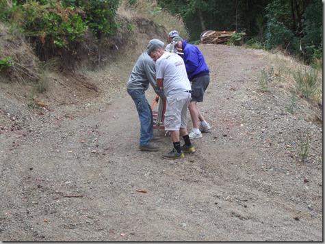 Granite - down the path 8-12-14