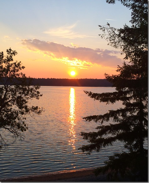 My Sunset 8-23-14