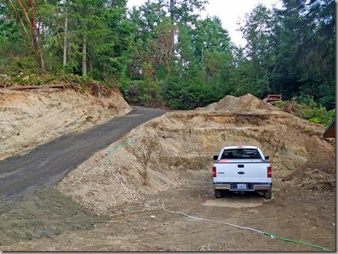 New Driveway-1 8-31-14