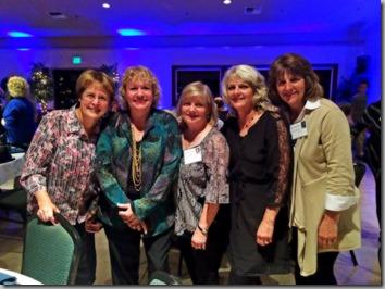 Reunion - Margaret-Tonya-Diane-Karen-Sharon