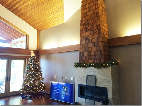 Fireplace Garland 11-30-14