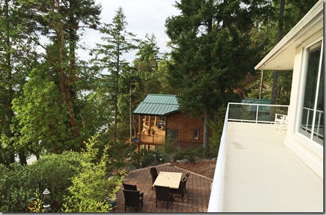 Our House from Dale and Mary's 8-15-15
