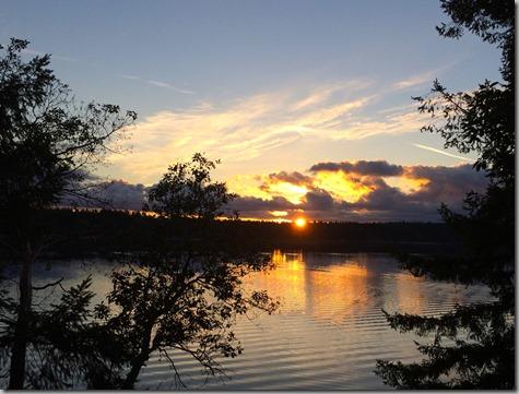 Sunset 9-8-15