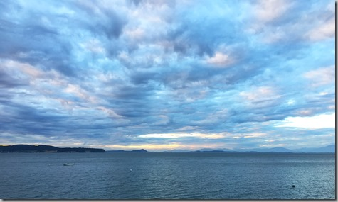 Camano Island Sky 7-10-16