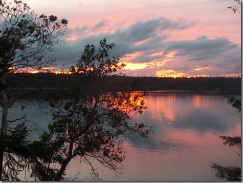 Sunset Taken by John 10-29-14
