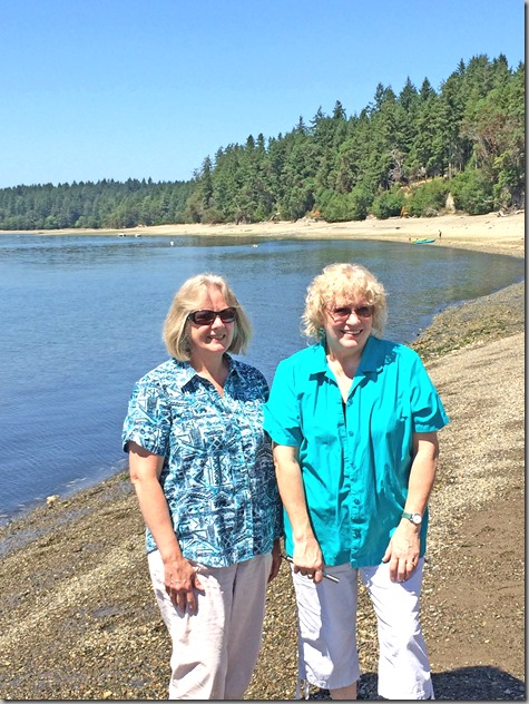 Helen and Tonya 7-4-15