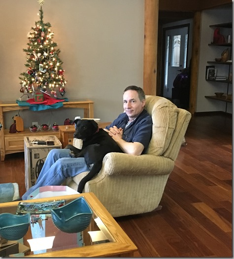 Dave and Bo 12-24-15