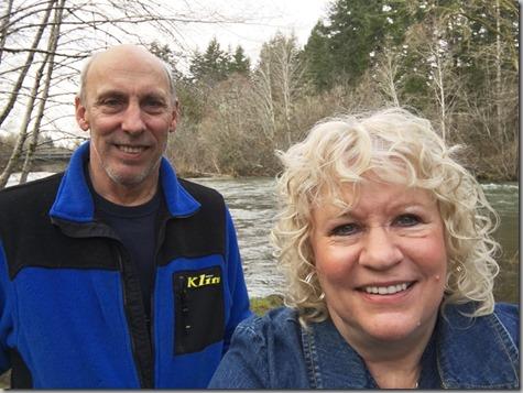 John and Tonya Satsop River-2 1-24-16