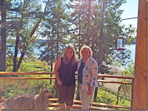Carol and Tonya 9-13-14