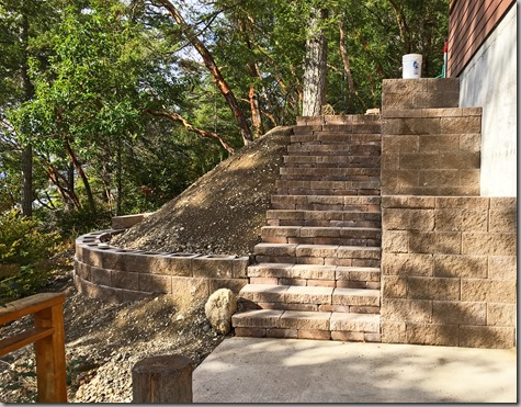 Deck Stairs 9-22-16