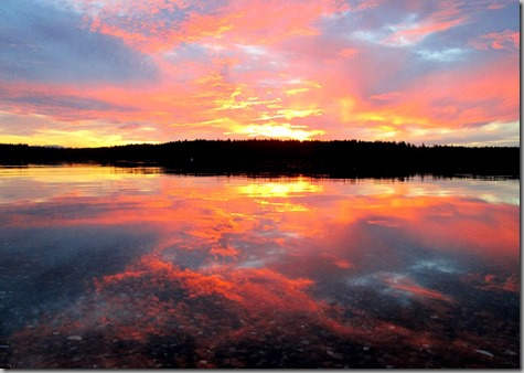 Harstine Sunset by Rich 11-8-14