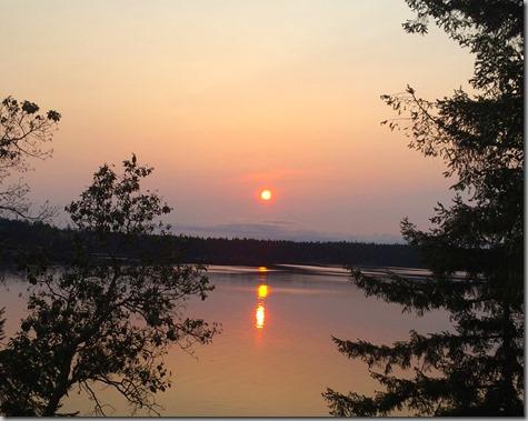 Sunset 4-17-15