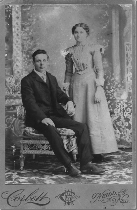 Charles and Lucretia Miller
