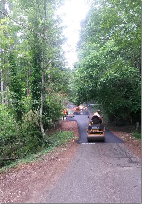 Road Paving-1 6-28-16