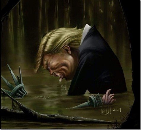 Drowning Us in the Swamp