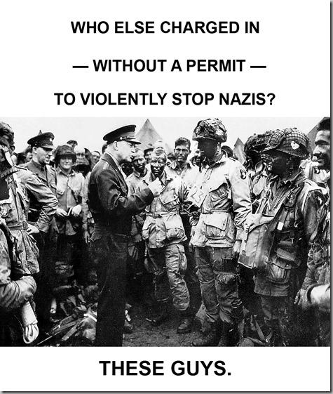 STOP NAZIS