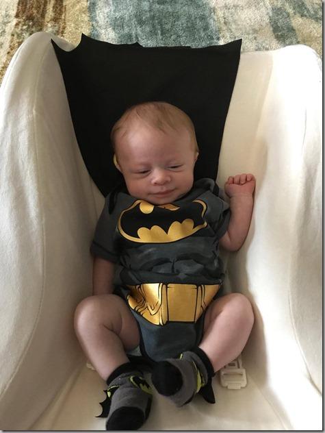 Little Batman 10-31-17